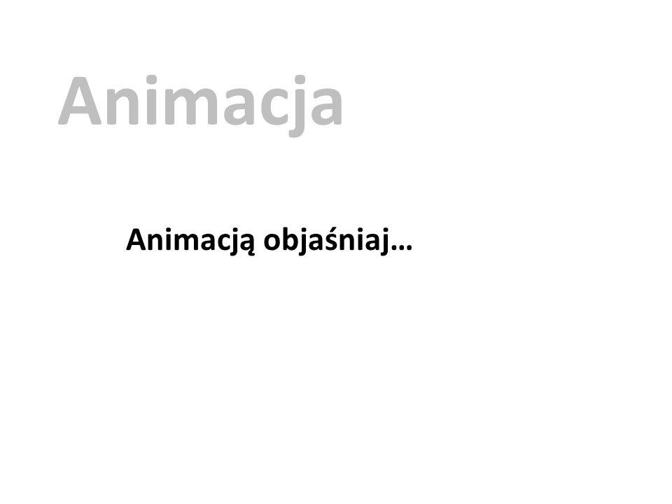 Łatwo przesadzić z animacją. Animacja