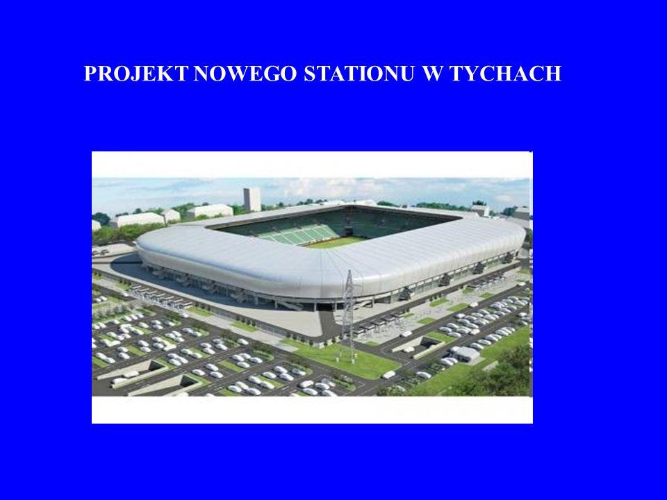 PROJEKT NOWEGO STATIONU W TYCHACH