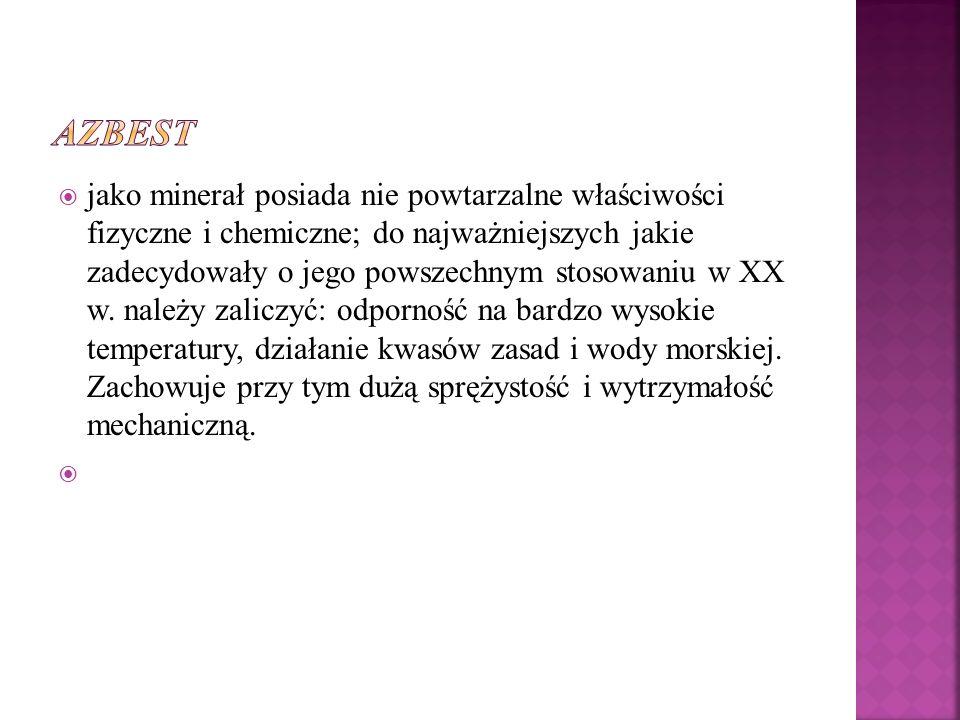 Nazwa niegasnący lub amiantus czyli nieplamisty przyjęły się i są stosowane w wielu językach, w czasach starożytnych postrzegany był jako jedwab tajemniczego świata minerałów.