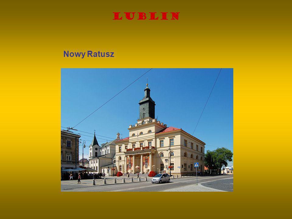 Lublin Nowy Ratusz