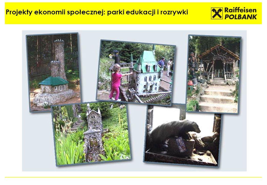 Projekty ekonomii społecznej: parki edukacji i rozrywki