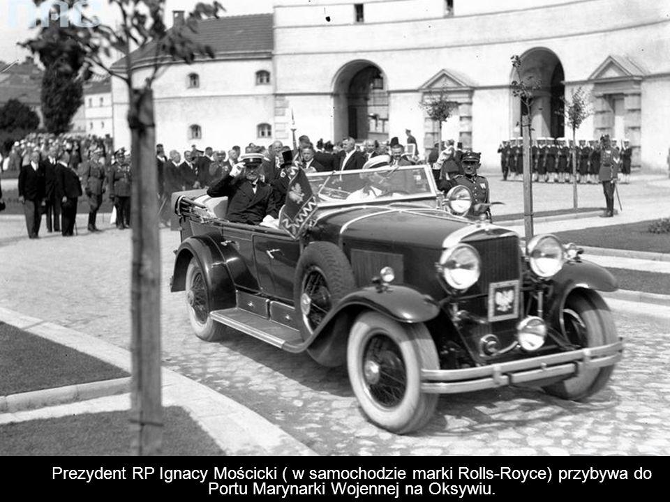 ŚWIĘTO MORZA 1932 Zdjęcia: NARODOWE ARCHIWUM CYFROWE