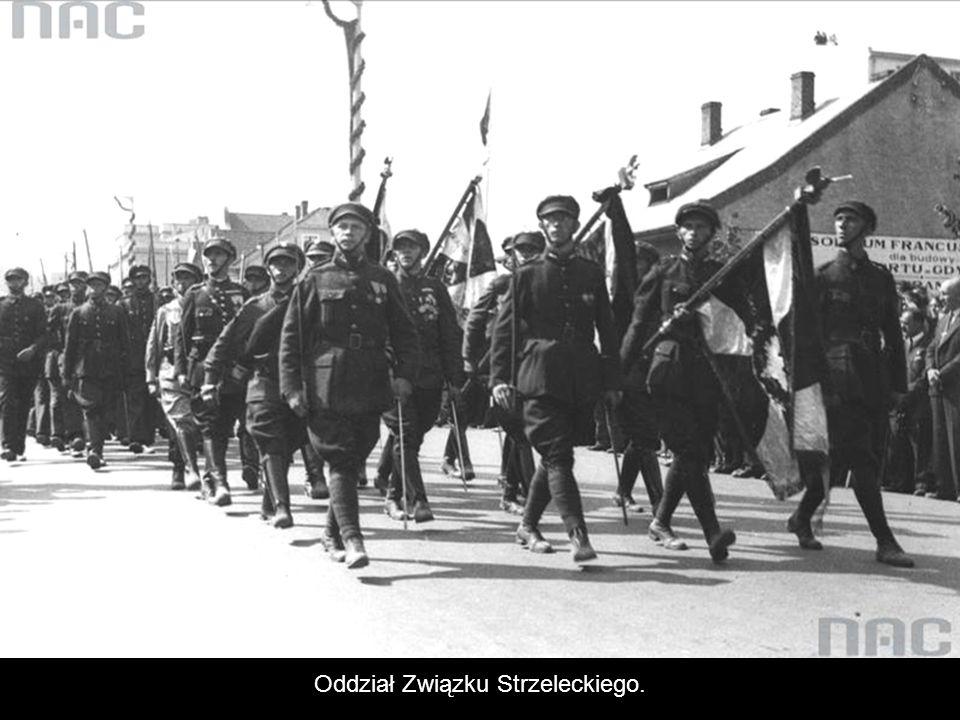 Oddział Przysposobienia Wojskowego.