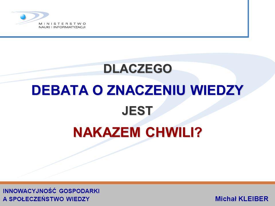 POLSKA PLATFORMA TECHNOLOGICZNA BIOTECHNOLOGII