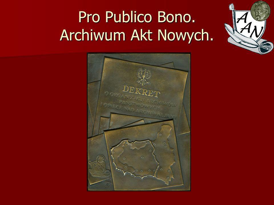 Seminarium Ocalmy od zapomnienia realizowane przez Archiwum Akt Nowych oraz Fundację Korpus Ochotników Specjalistów, 21 stycznia 2008 r.