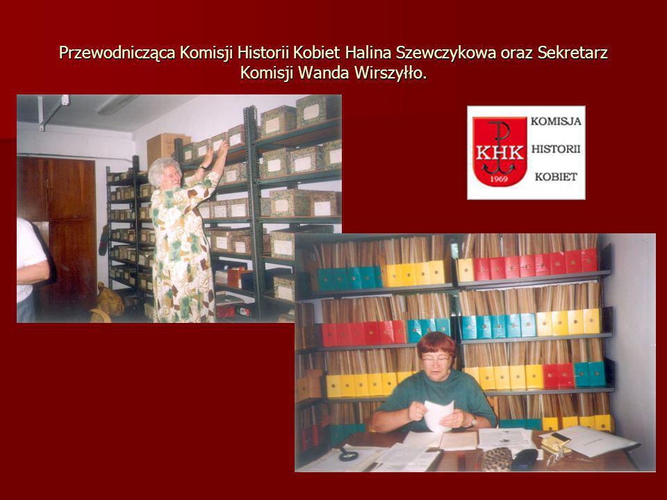 Przekazanie do zasobu Archiwum Akt Nowych Akt Jana Gozdawa-Gołębiowskiego, 4 lutego 2004 r.