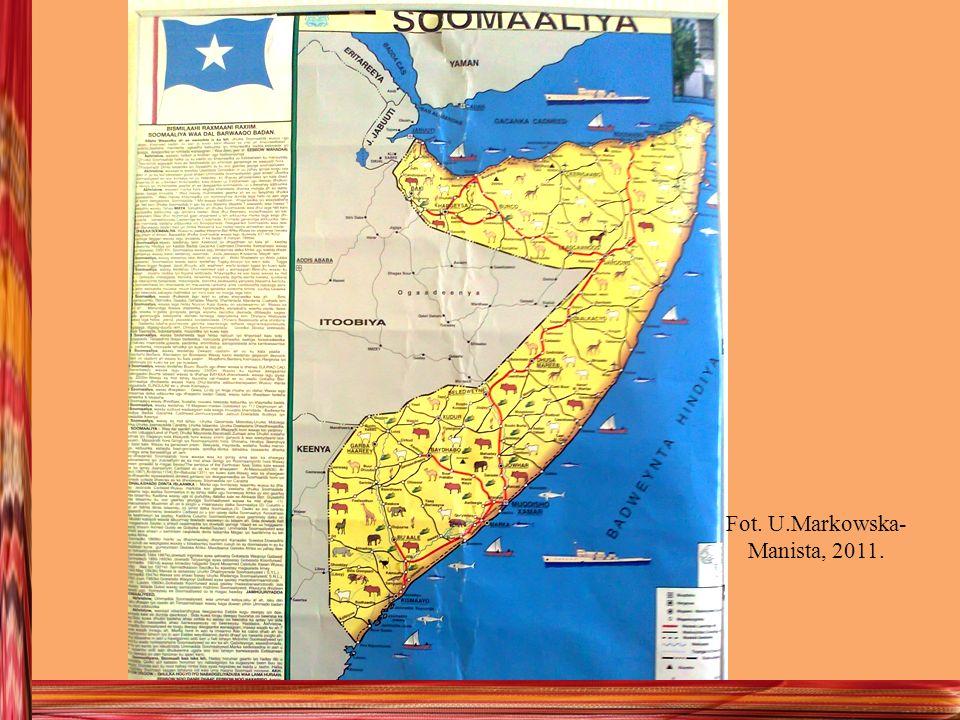 SOMALIA Fot. U.Markowska- Manista, 2011.