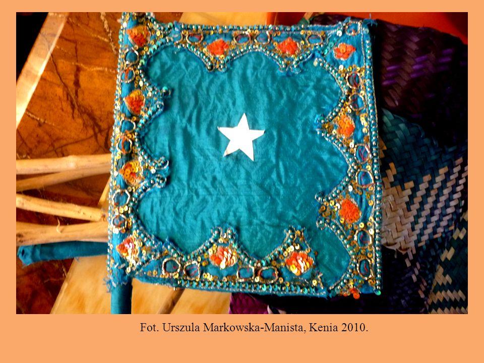 Fot. Urszula Markowska-Manista, Kenia 2010.