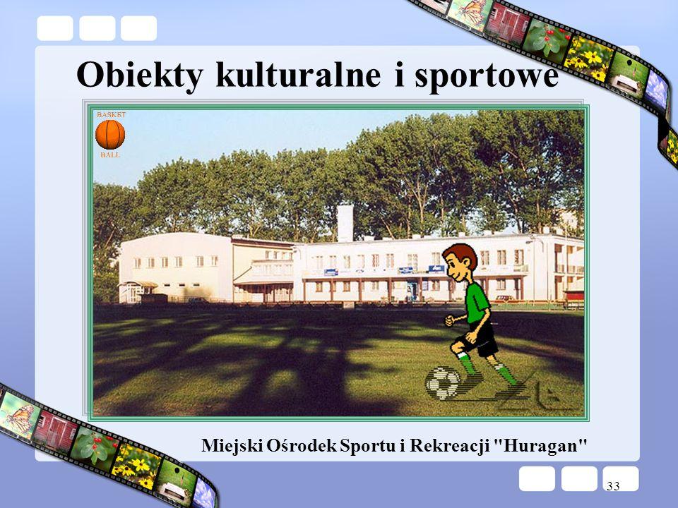 33 Miejski Ośrodek Sportu i Rekreacji