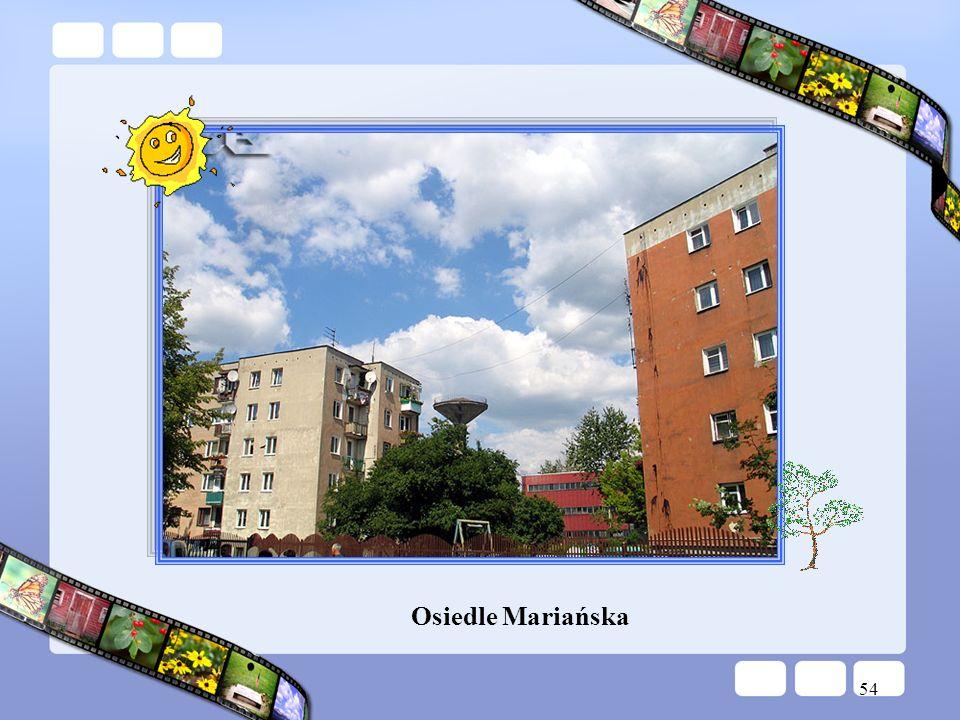 54 Osiedle Mariańska