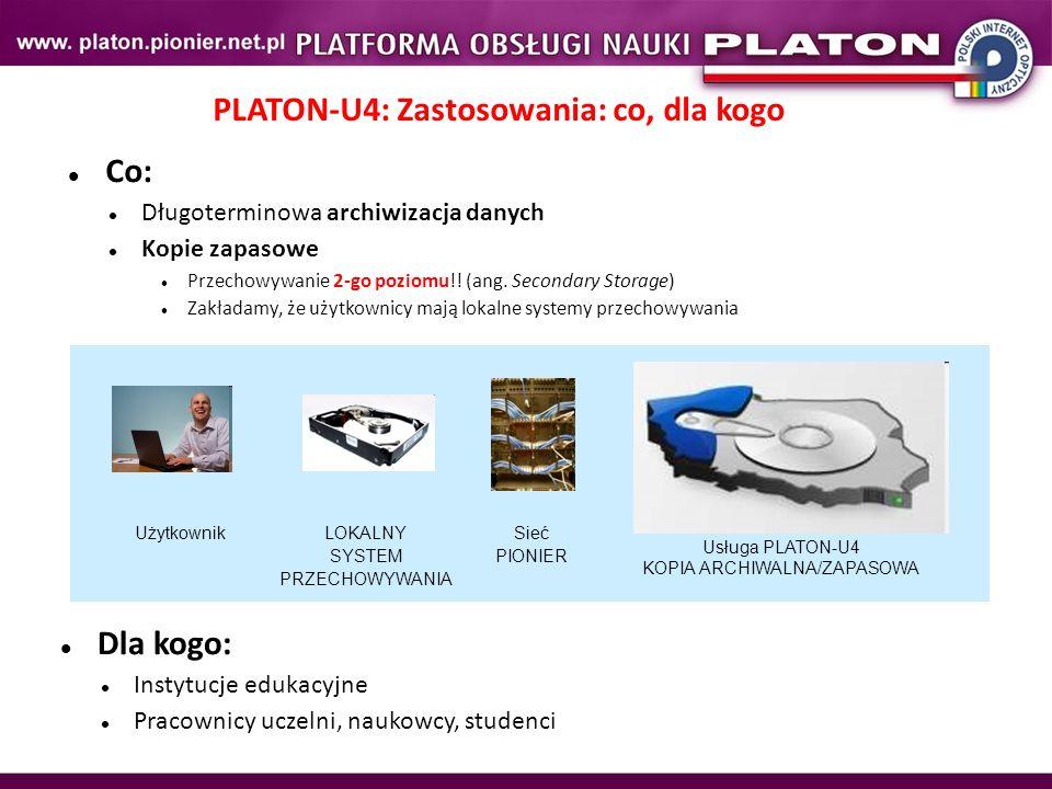 3Q2009-2Q2010: testy usługi: – wewnętrzne – w ramach konsorcjum KMD – zewnętrzne – ZAPRASZAMY DO UDZIAŁU!!.