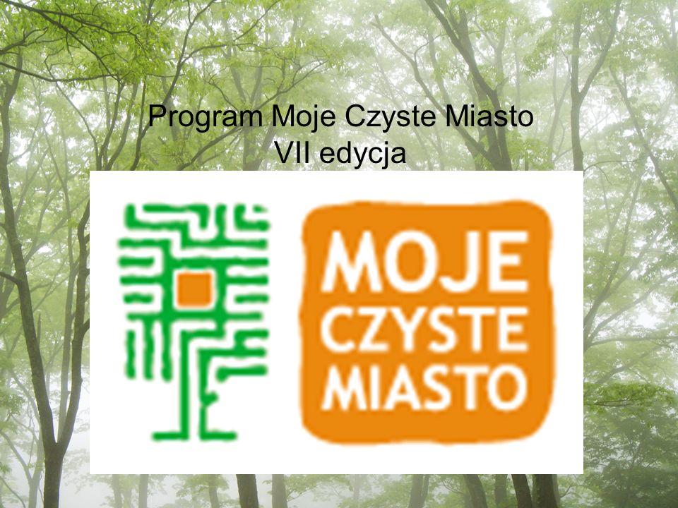 Data założenia: 18 marzec 2004 Stowarzyszenie Przyjaciół i Sympatyków Ekologii ZIELONA ZIEMIA Program Moje Czyste Miasto VII edycja