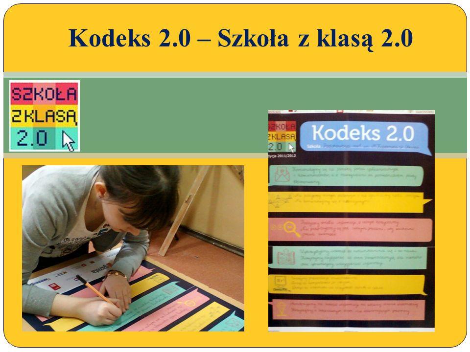 Kodeks 2.0 – Szkoła z klasą 2.0