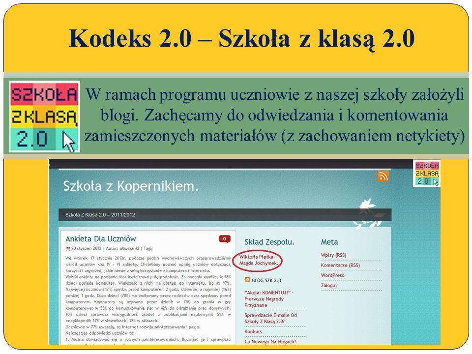pt.Promujemy zapisy Kodeksu 2.0 Forma dowolna (np.