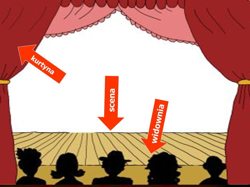 Charakteryzator - zmienia wygląd aktorów.Dramaturg - pisze sztuki teatralne.