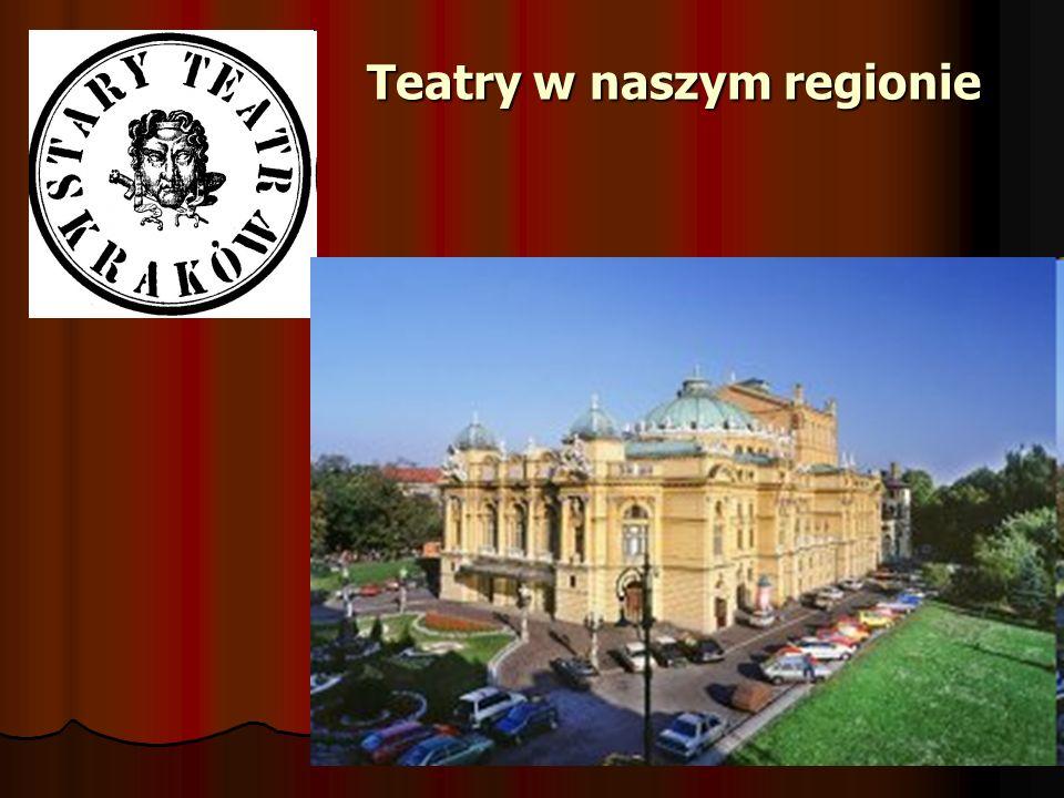 Teatry w naszym regionie