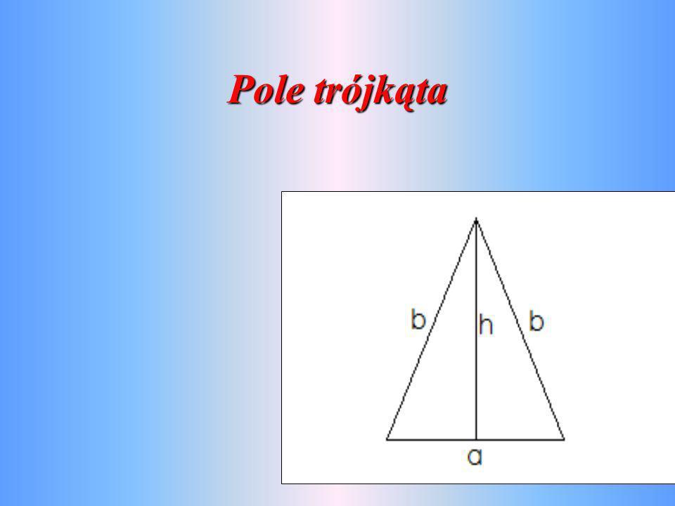 Pole rombu P=