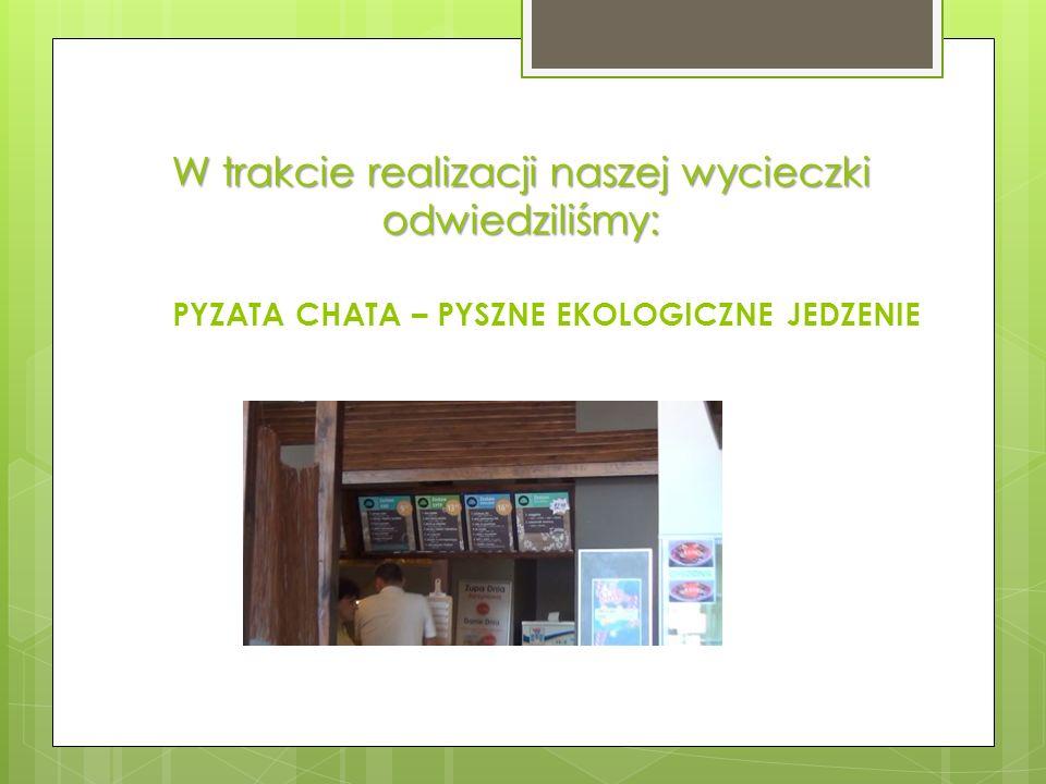 W skład zespołu pod opieką p.M. Stafińskiej i p. W.