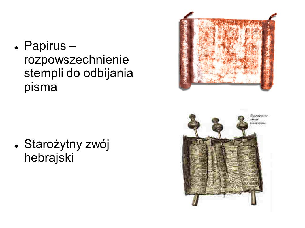 Bibliografia http://www.staff.amu.edu.pl/~mariuszk/ksiazka%20%20pra sa/w_1/historia_ksiazki_i_druku.htm http://www.staff.amu.edu.pl/~mariuszk/ksiazka%20 http://www.mojeksiazki.republika.pl/historia.htm Encyklopedia internetowa- Wikipedia http://83.19.176.242/www/www_bib/dat/historia_ksiazki.htm http://www.irekw.internetdsl.pl/news/upload/uploads/braile_ menu.jpg http://www.irekw.internetdsl.pl/news/upload/uploads/braile_ menu.jpg