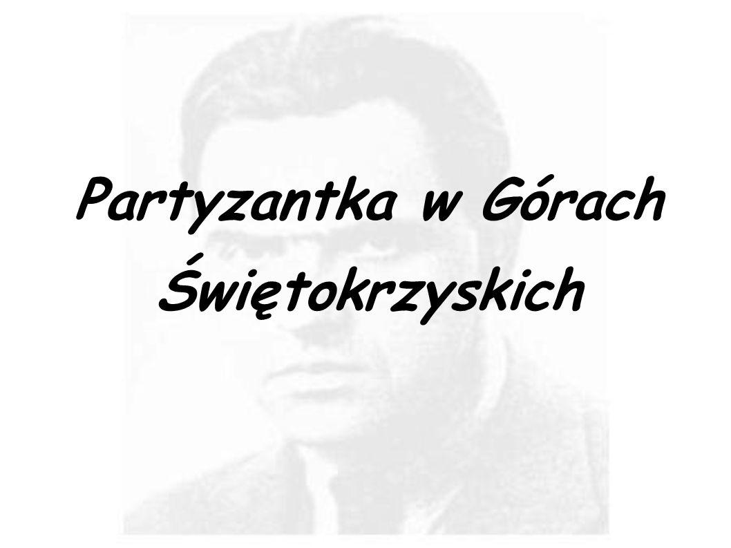 W połowie maja 1943 roku J.Piwnik przyjął funkcję dowódcy Zgrupowania Partyzanckich AK Ponury .