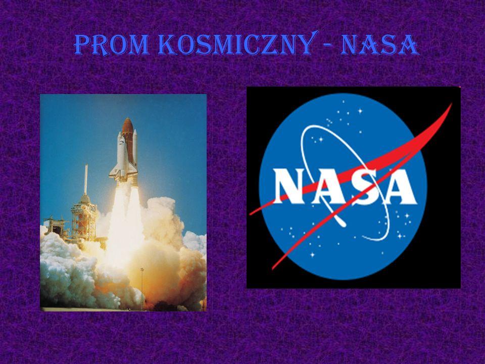 Prom kosmiczny - NASA