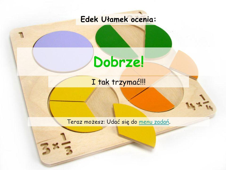 Zadanie pierwsze Wybierz zestaw odpowiedników tych ułamków niewłaściwych: 44/7, 66/11, 11/10 A)Sześć i dwie siódme, sześć, jeden i jedna dziesiątaSześ