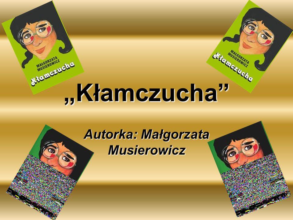 Dane o autorce Małgorzata Musierowicz - urodzona w 1945 roku.