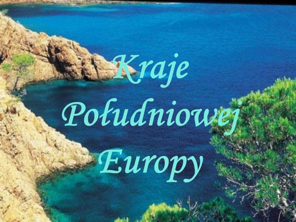 Kraje Południowej Europy
