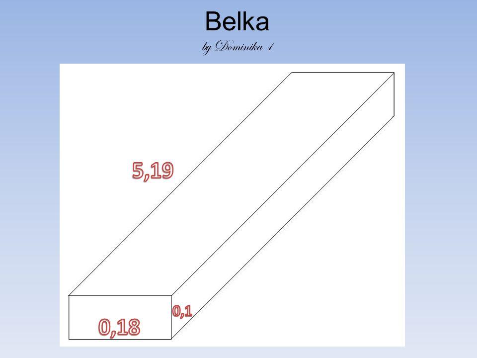 Belka by Dominika 1