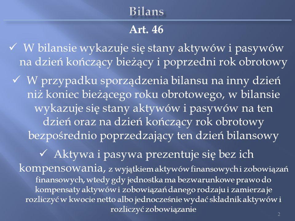 System rachunkowości przedsiębiorstwa Wykład nr 7 dr Przemysław Kabalski Katedra Rachunkowości Wydział Zarządzania pkabal@interia.pl 1