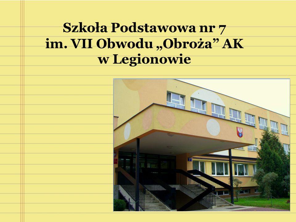 Szkoła Podstawowa nr 7 im. VII Obwodu Obroża AK w Legionowie