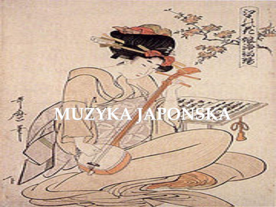 Japońska muzyka ludowa jest bardzo charakterystyczna - chociaż mieści się w stylu muzycznym typowym dla kultury dalekiego wschodu – jest jednak bardziej harmonijna, melancholijna, wprowadzająca w nostalgiczny nastrój.