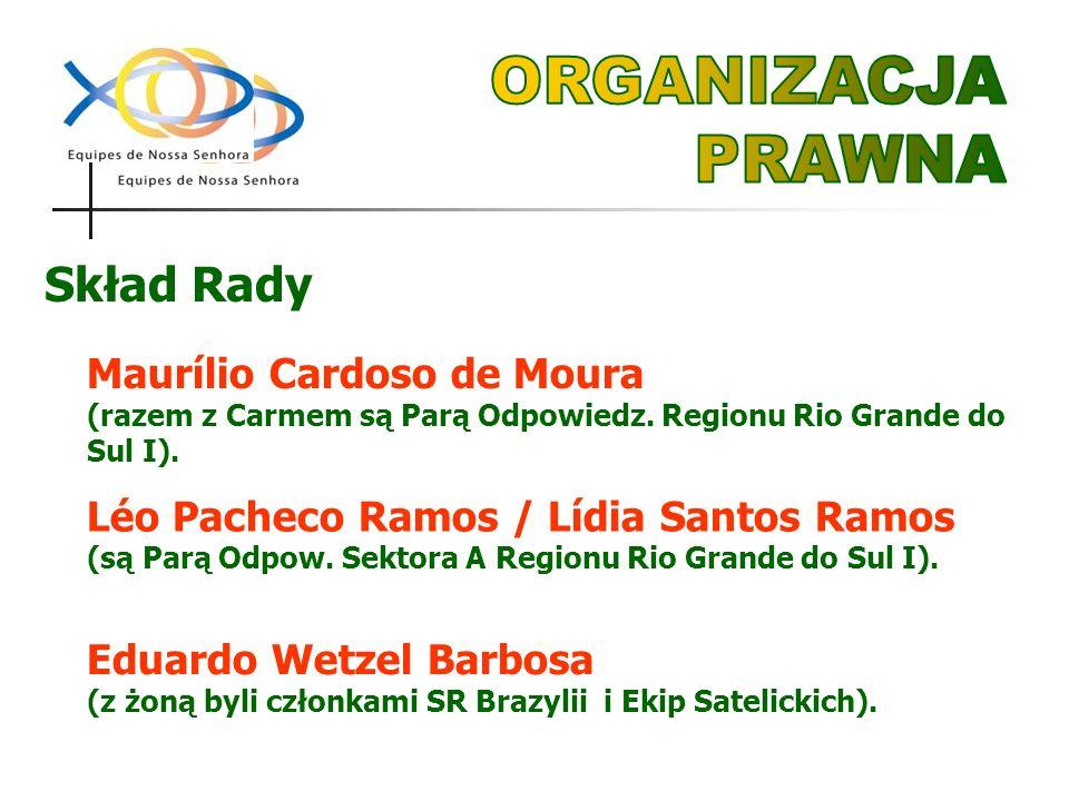 Skład Rady Maurílio Cardoso de Moura (razem z Carmem są Parą Odpowiedz.