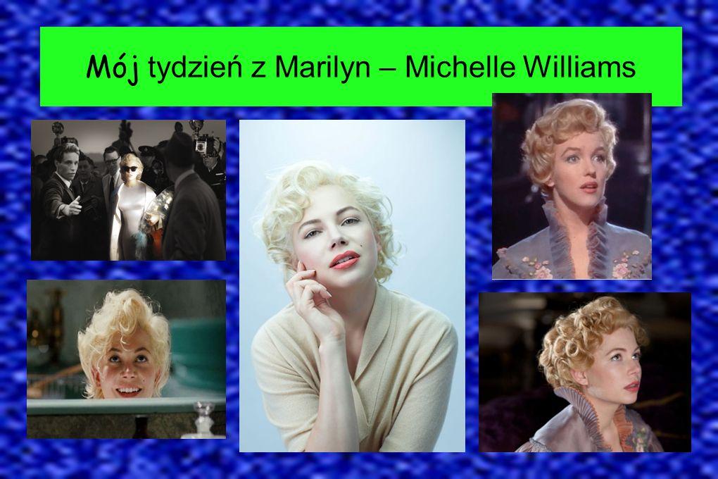 Mój tydzień z Marilyn – Michelle Williams