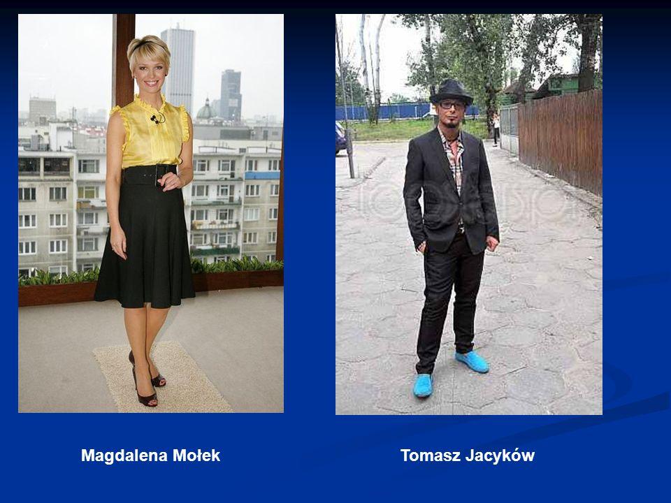 Magdalena MołekTomasz Jacyków
