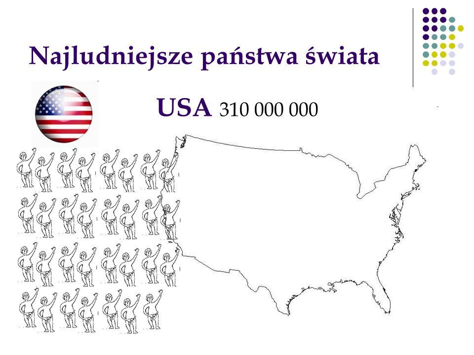 USA 310 000 000