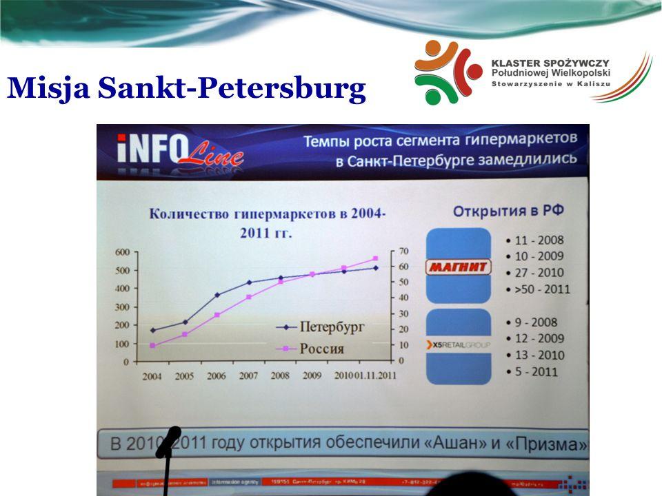 Misja Sankt-Petersburg