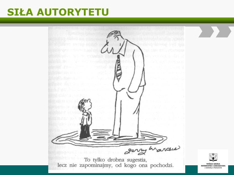 SIŁA AUTORYTETU Logo