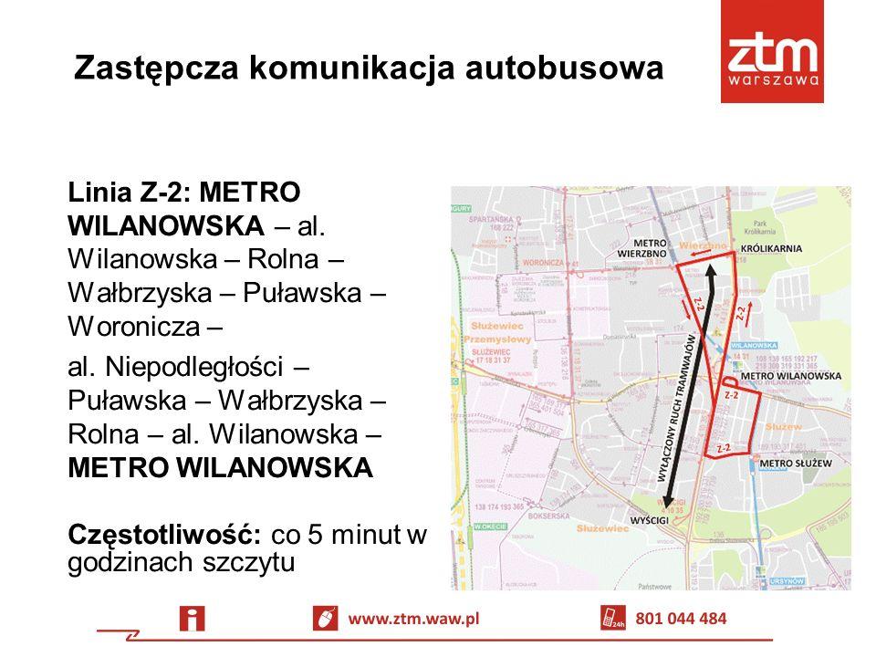 Zamknięcie estakady wjazdowej na most Łazienkowski Zamknięta estakada na most od strony Mokotowa.