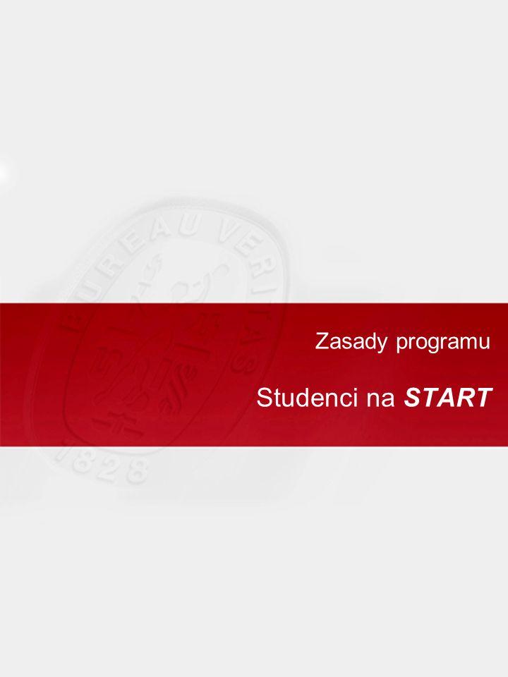 Zasady programu Studenci na START