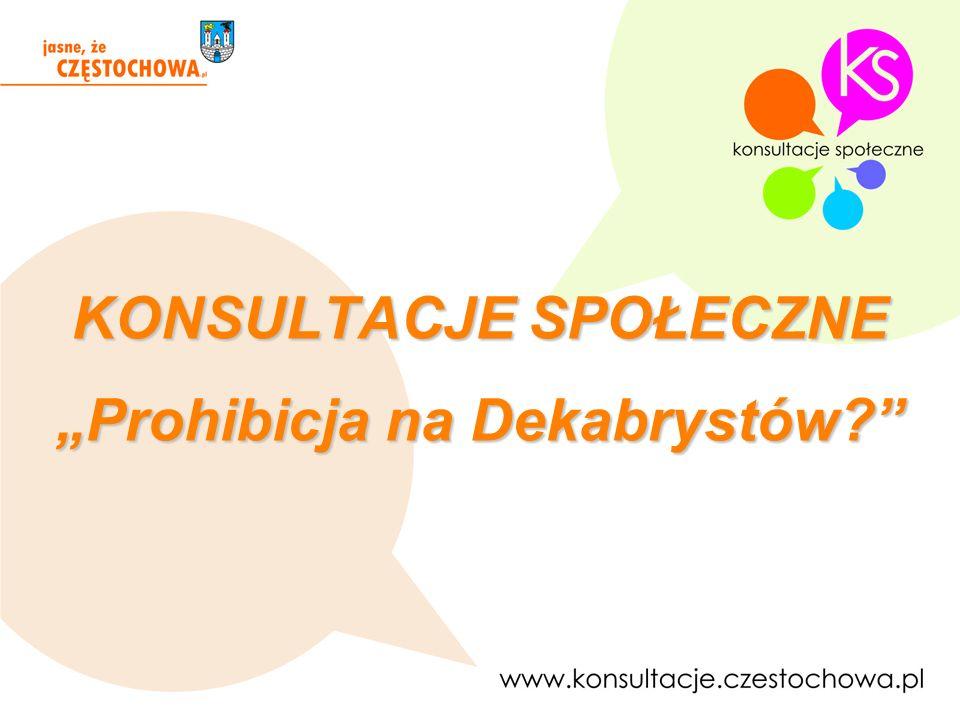KONSULTACJE SPOŁECZNE: to dwukierunkowa komunikacja administracji publicznej z partnerami społecznymi prowadzona w celu uzyskania opinii na temat wprowadzanych przez administrację rozwiązań.