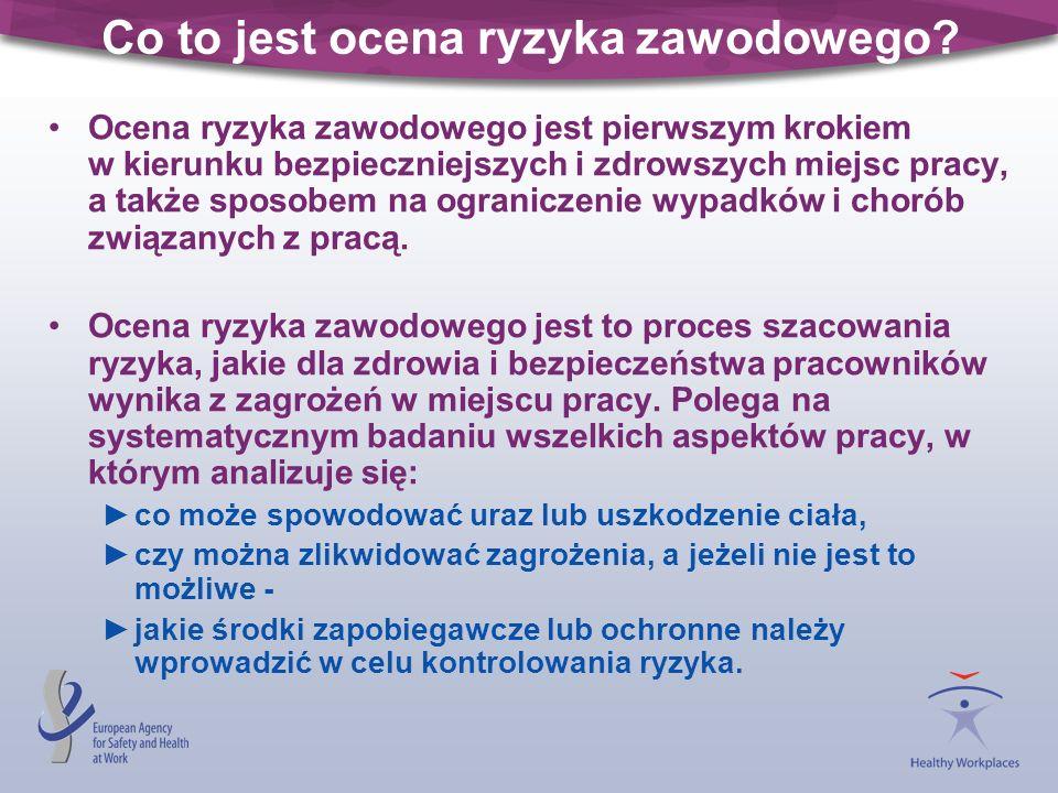 Kalendarium kampanii (2) 2009 Luty/marzecKonferencja i nagrody za dobre praktyki na poziomie UE (z udziałem przedstawicieli czeskiej prezydencji UE) 19–25 październikaEuropejski Tydzień (koncentracja działań) Październik/listopadKonferencja (z udziałem przedstawicieli szwedzkiej prezydencji UE) ListopadImpreza zamykająca kampanię w Bilbao Cały rokDziałania tematyczne; zorientowane lokalnie i sektorowo; promocja laureatów konkursu dobrych praktyk 2010 Styczeń-…Działania sprawozdawcze i ocena