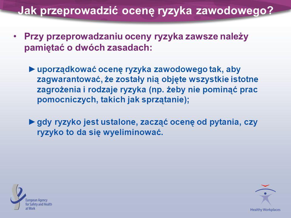Materiały dotyczące kampanii Materiały w 22 językach UE Logo, hasło, plakat Biuletyny informacyjne, ulotka, broszura, ulotka na temat konkursu dobrych praktyk prezentacje PPT, banner internetowy, sygnatura e-mailowa, wygaszacz ekranu, quizy Filmy z serii Napo na DVD i inne pakiety audiowizualne (TV) Propozycje działań Baza danych zasobów dotyczących dobrych praktyk Strona z informacjami na temat oceny ryzyka dla ekspertów Witryna internetowa: http://hw.osha.europa.euhttp://hw.osha.europa.eu Materiały w niektórych językach Sprawozdania, magazyn, broszura dotycząca konkursu dobrych praktyk itp.