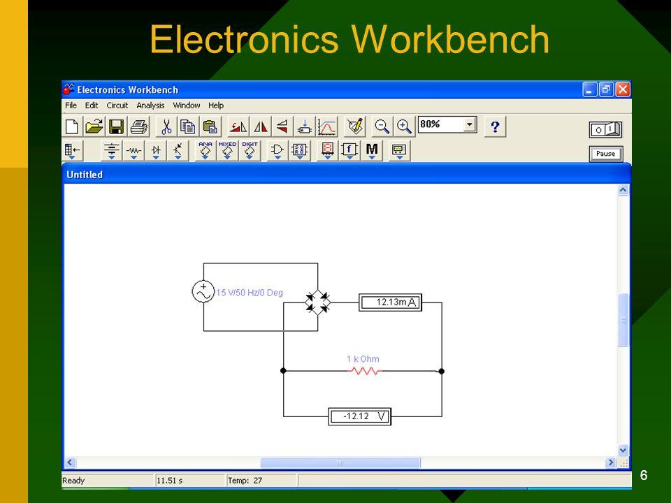 5 Wady wirtualnych ćwiczeń na pracowni –symulacje komputerowe są idealne - prawidłowy zaprojektowany układ zawsze będzie działał - w rzeczywistości je