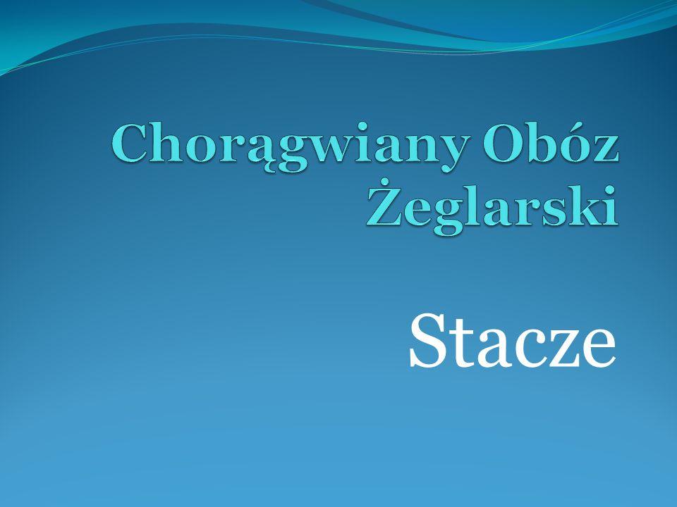Stacze to malownicza wieś koło Ełku (województwo warmińsko- mazurskie).