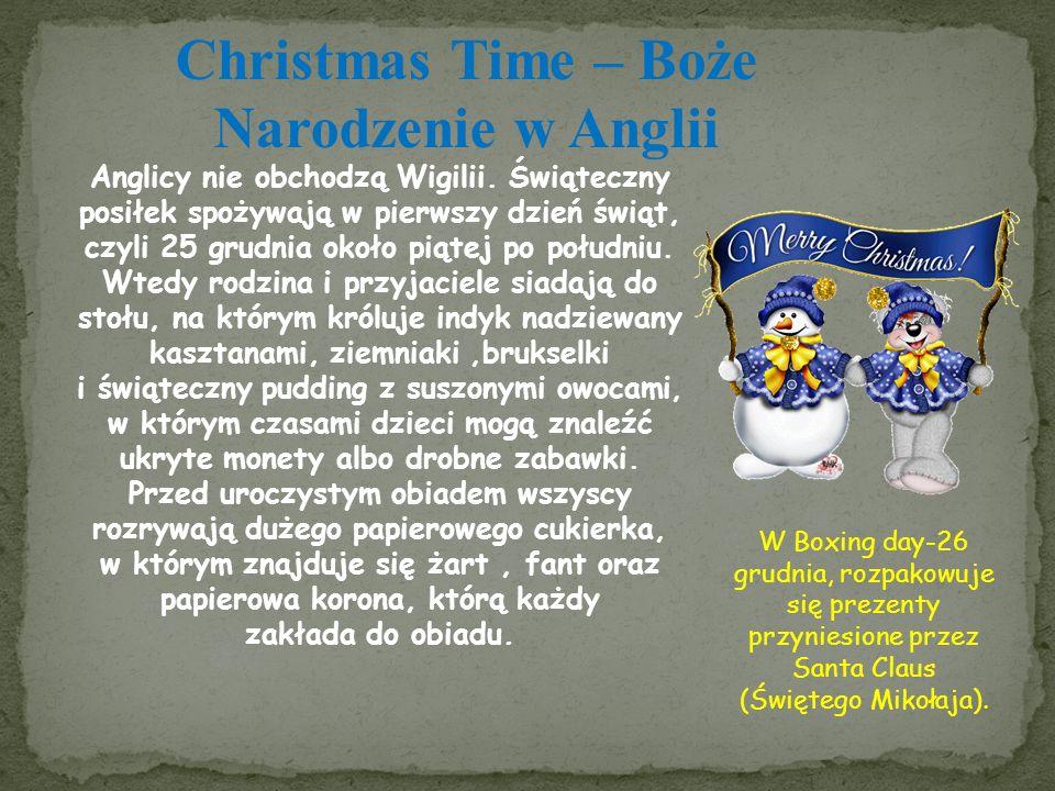 Boże Narodzenie w Rosji obchodzone jest 7 stycznia. Wielu Rosjan tradycyjnie udaje się wówczas do cerkwi. Liturgia Narodzenia Pańskiego zaczyna się zw