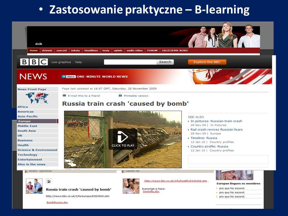 Struktura strony www Informacje porządkowe - headlines – frazy; cd.