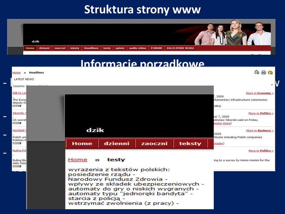problemy -Prawa autorskie -Poziom językowy studentów -Czasochłonność BL Zalety -Gotowy kurs -Tworzenie zasobów/biblioteki tekstów