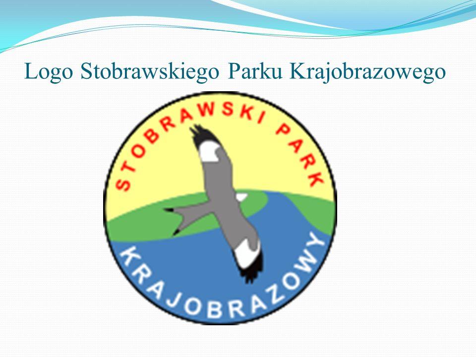 Logo Stobrawskiego Parku Krajobrazowego