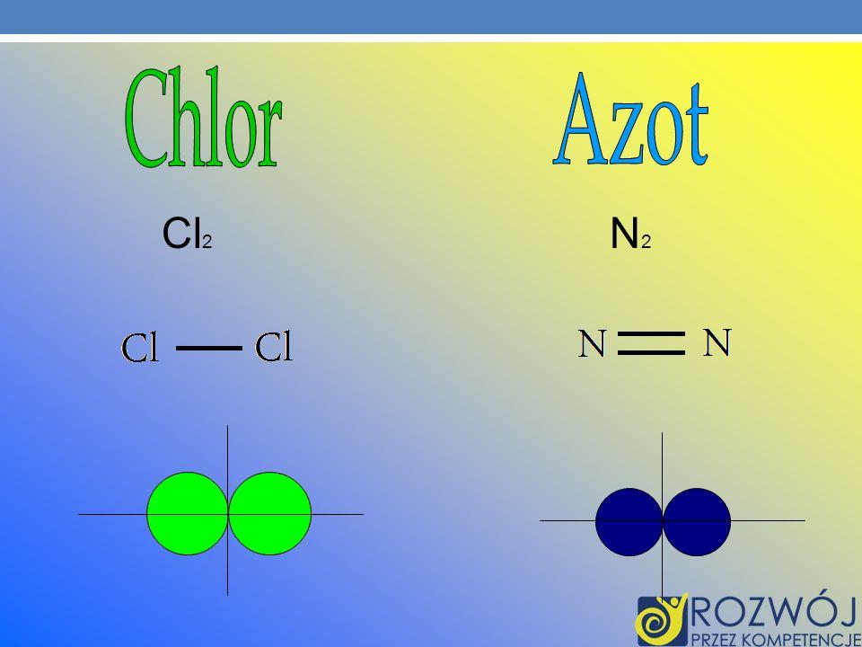 Cl 2 N2N2